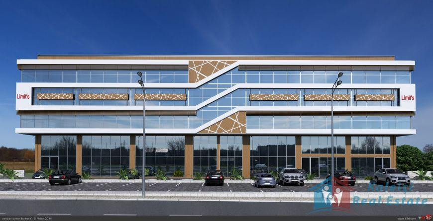 For Rent 3000 m2 Health Center Antalya