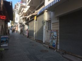 For rent Shop Kaleiçi oldtown Antalya Turkey
