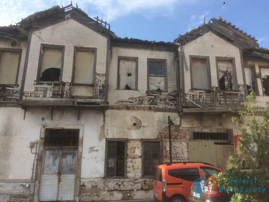 For sale historical mansion Antalya Turkey
